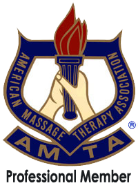 Professional member of the American Massage Therapy Association (AMTA)